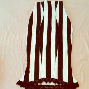 PinUp Couture Beetlejuice Skirt!